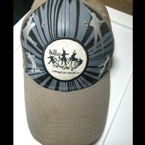 The Beatles-Cirque du Soleil-LOVE-Vegas-Cotton Hat